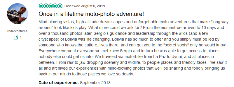 Photo tours trip advisor review 4