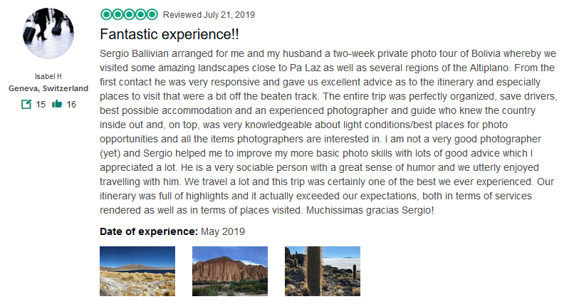 Photo tours tripadvisor review 5